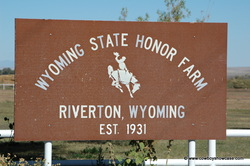 Wyoming State Honor Farm