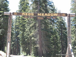 Red's Meadow Pack Station