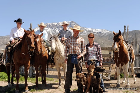 Jersey Valley Cattle Company, Nevada - COWBOY SHOWCASE
